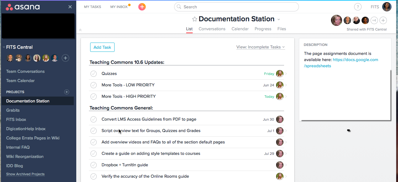 asana task template - vetting project management resources finding the right