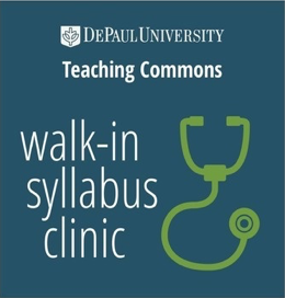 Walk-in syllabus clinich