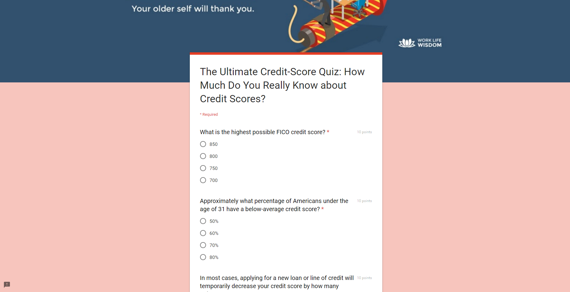 Intro to Google Quizzes | IDDblog: Instructional Design Tips